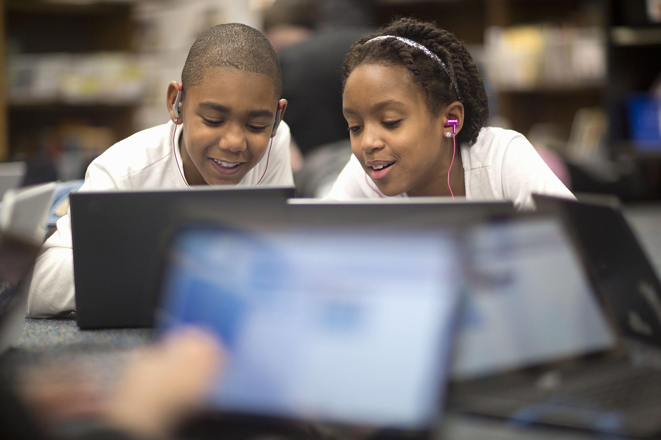 Transformação digital nas escolas
