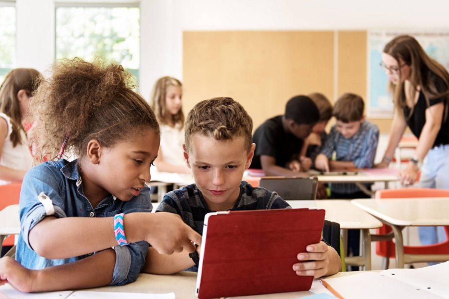 Transformação digital na escola